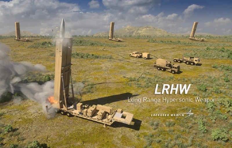 Абсолютно невразливі для ППО: з'явились фото нових гіперзвукових ракет США