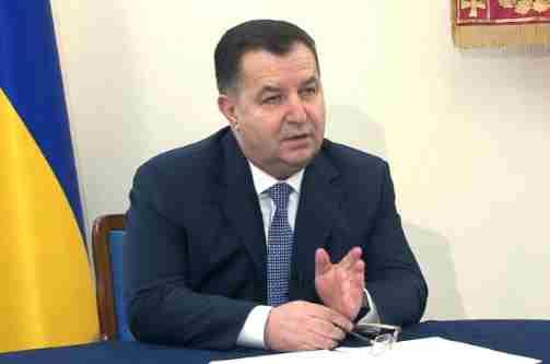Полторак пояснив необхідність проходу кораблів Керченською протокою