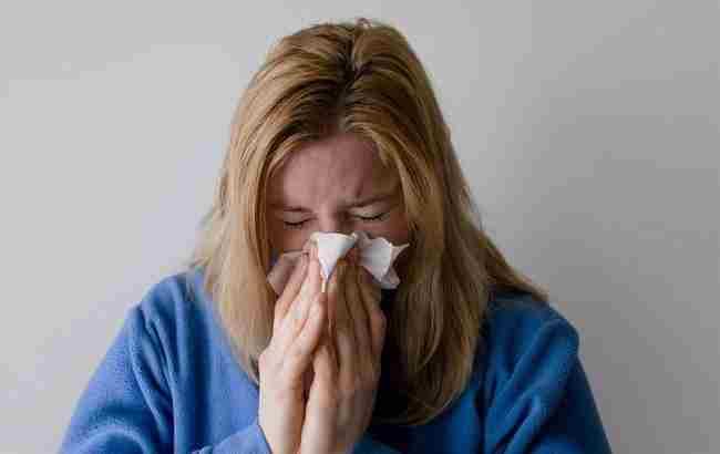 За тиждень на грип в Україні захворіли майже 200 тис. людей