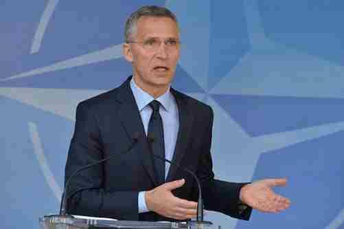 Рішення від 2008 року про майбутнє членство України і Грузії в НАТО досі в силі – Столтенберг