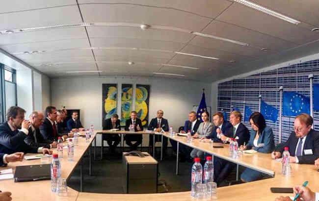 Україна представила Єврокомісії модель відділення оператора ГТС