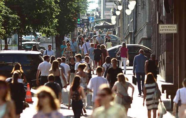 МВФ погіршив прогноз чисельності населення України до 2024 року