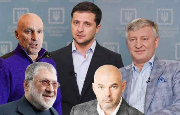 Зеленський - перший президент, який запросив олігархів у ліжко, - Висоцький