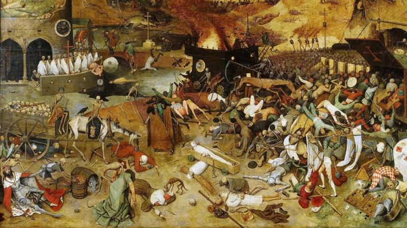 Чумной конец света. Какие заразы погубили Римскую империю