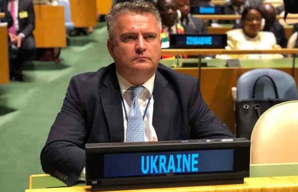 Росії не повинно бути дозволено використовувати право вето в ООН - Кислиця