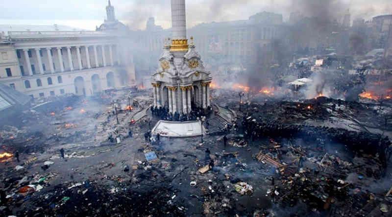 Поколение POHUI. Когда в Украине появится комикс про Майдан