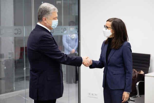 Петро Порошенко зустрівся з послом Канади в Україні