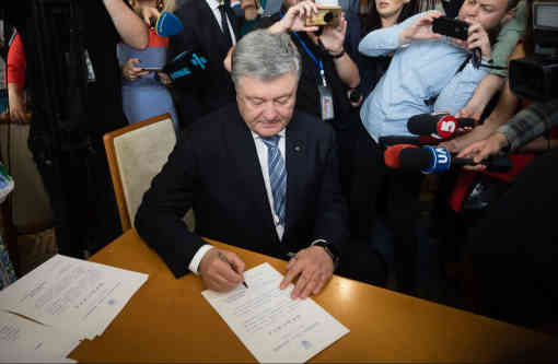 Петро Порошенко: Як державники ми будемо наполягати на продовженні шляху реформ та інтеграції до ЄС і НАТО