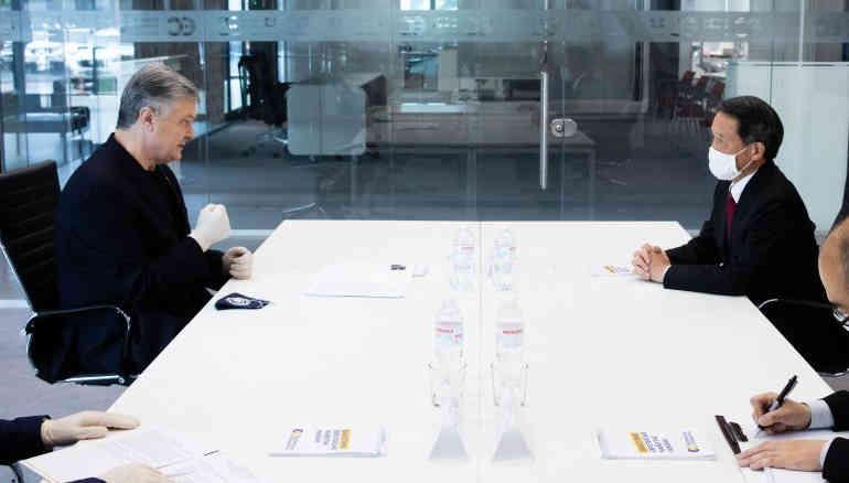 Петро Порошенко з послом Японії обговорив протидію російській агресії, боротьбу з коронавірусом та захист демократії в Україні