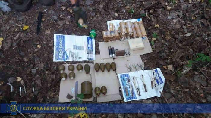 У Сумській області планувалися теракти, - СБУ