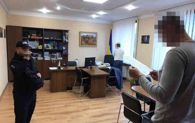 В СБУ назвали причину обшуків у міськраді Ужгорода