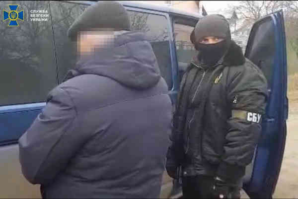 У Харкові СБУ затримала бойовика