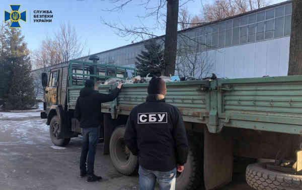 Контррозвідка СБУ блокувала розкрадання військового обладнання зі стратегічних львівських підприємств