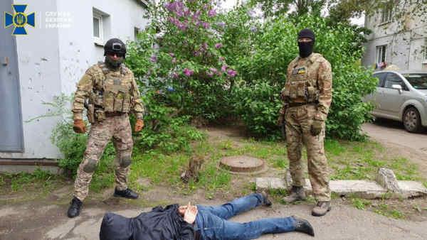 Контррозвідка СБУ затримала агента ФСБ РФ, який збирав відомості про військові розробки у ракетобудівній галузі