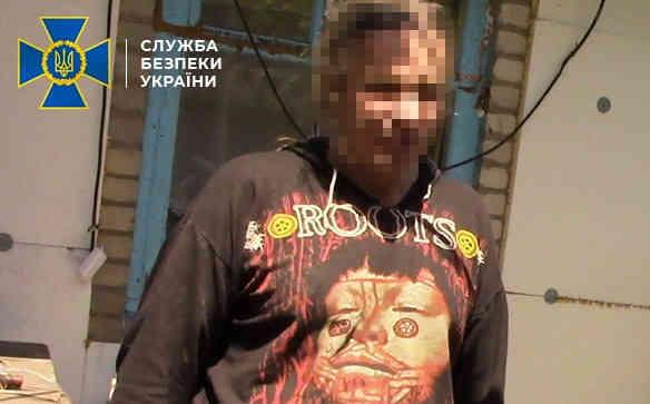 Контррозвідка СБУ виявила в Маріуполі бойовика з «групи Бєзлєра», який катував українських військових
