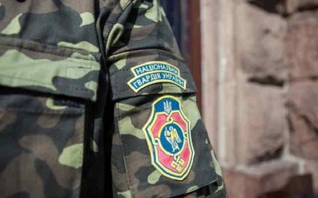 Уряд подав законопроєкт щодо залучення Нацгвардії до миротворчих місій