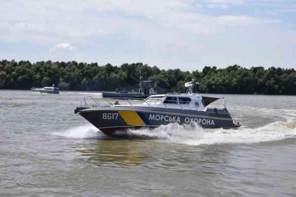 Україна повертає морську охорону на Дунай