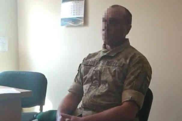 Прикордонники в своїх лавах виявили ексбійця батальйону терористів