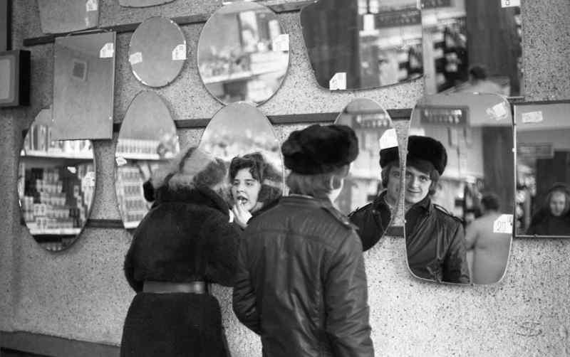 Новый год в СССР — погоня за дефицитом