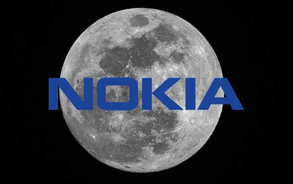 NASA об'єднується з Nokia для запуску 4G на Місяці