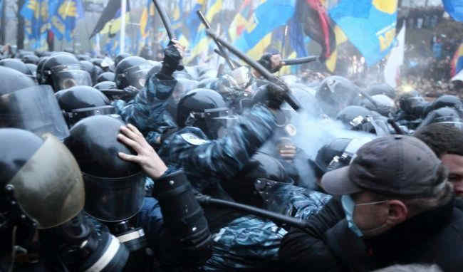 Офіс генпрокурора проводить експертизу хімречовин з РФ у справах Майдану
