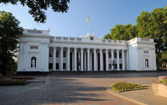 СБУ проводить обшуки в мерії Одеси