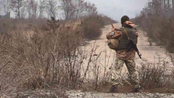 Україна посилила бойову готовність на кримському напрямку - командувач ООС