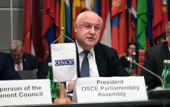 У ПА ОБСЄ занепокоєні ескалацією на Донбасі після угоди про перемир'я