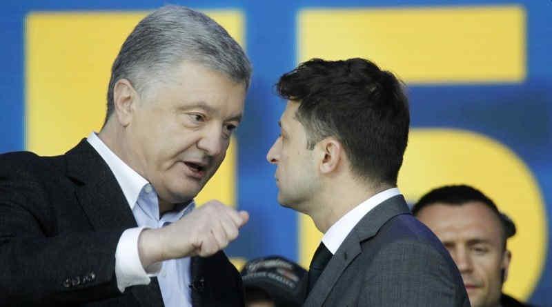Порошенко скоротив розрив із Зеленським, його партія на першому місці – КМІС та «Социс»