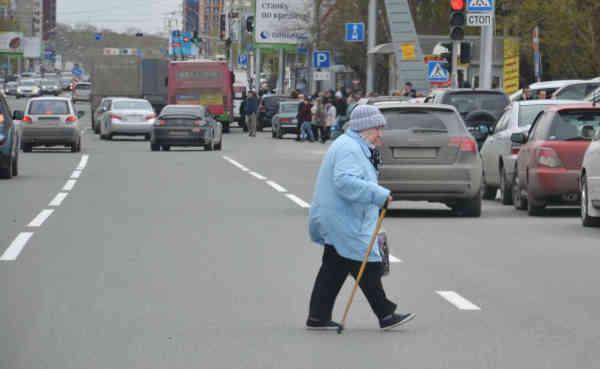 Рада прийняла за основу законопроєкт щодо підвищення штрафів для пішоходів-порушників