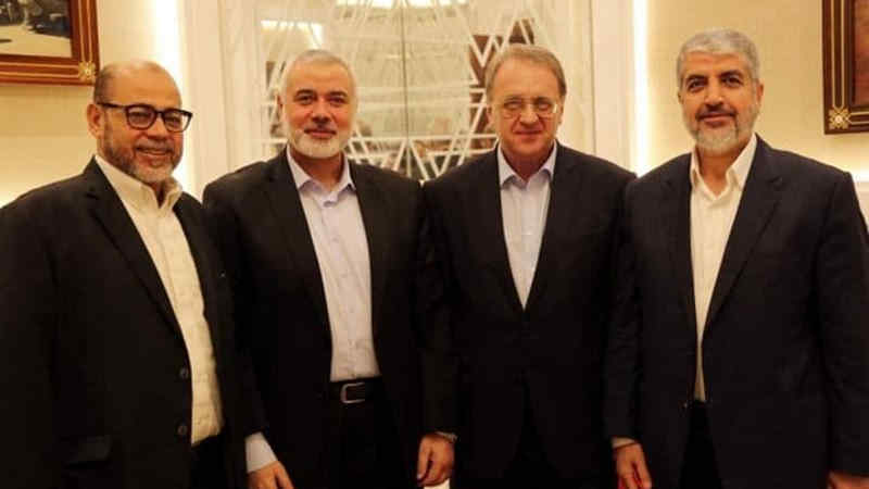 Российские инвесторы палестинского террора