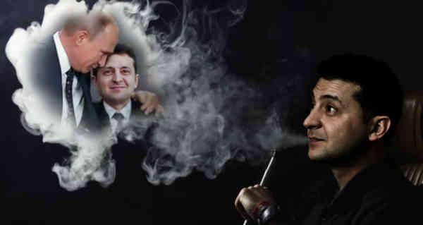 Геополитика Зеленского. Сколько заплатит Украина за крушение своего самолета
