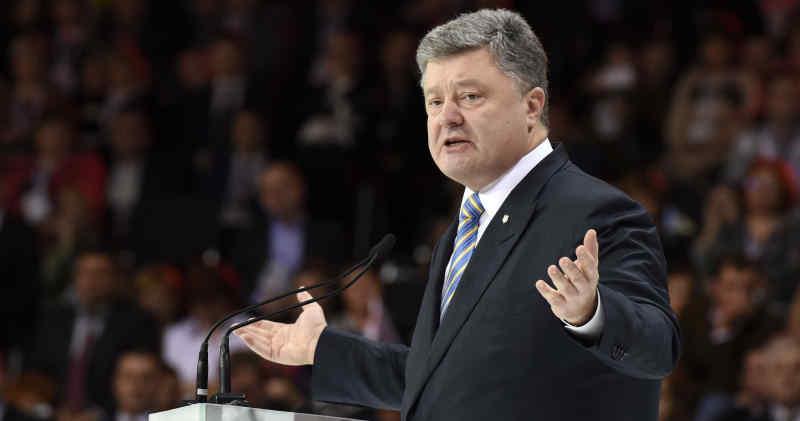 Петро Порошенко: Русофобію породжує Путін
