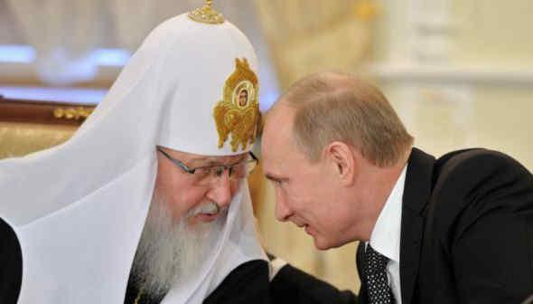 У РПЦ почали підготовку смертників для «православного джихаду»