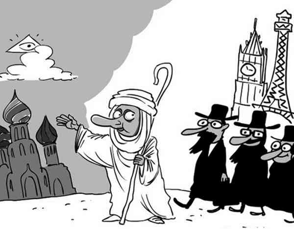 Зачем Кремлю в третий раз понадобились евреи?