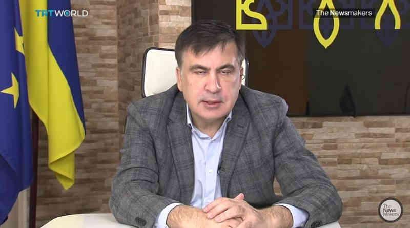 Зеленський призначив політичного афериста Саакашвілі головою Виконавчого комітету реформ