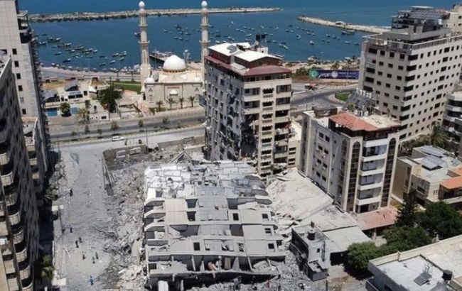 Ізраїль заявив про загибель командира бойовиків