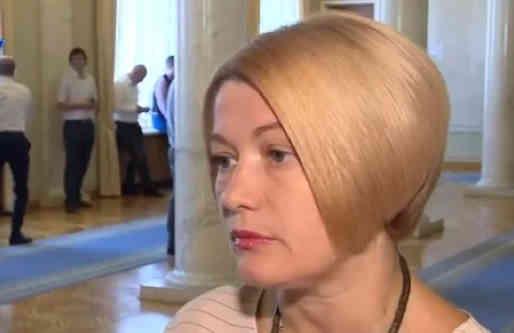 Геращенко: Кнопкодавство і погрози журналістам – неприпустима поведінка народного депутата