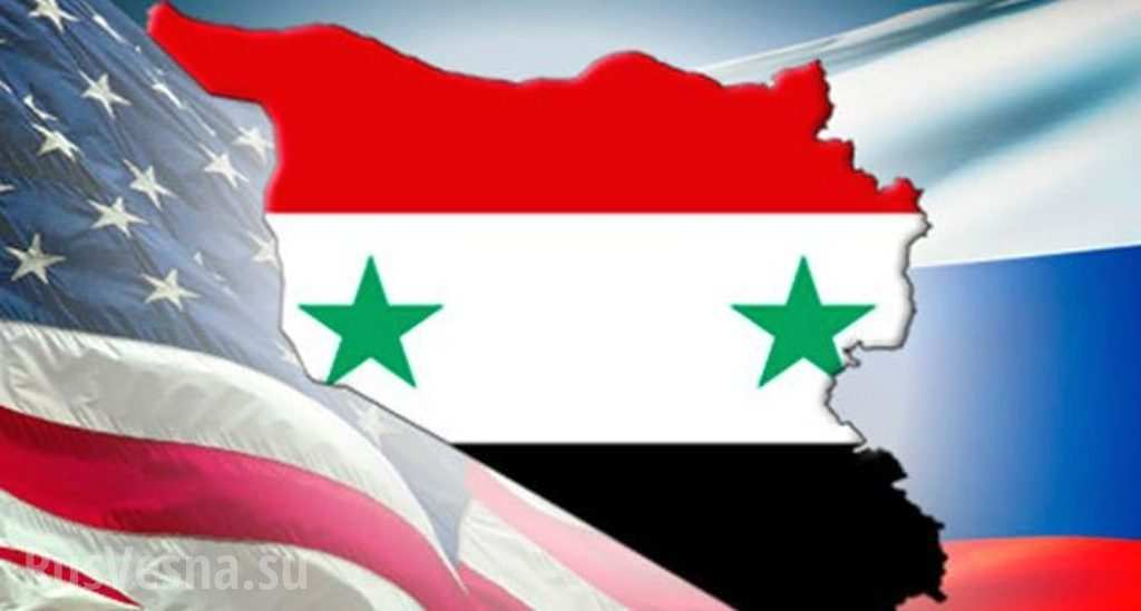 БЛИЖНИЙ ВОСТОК - СИРИЯ (Часть 1)