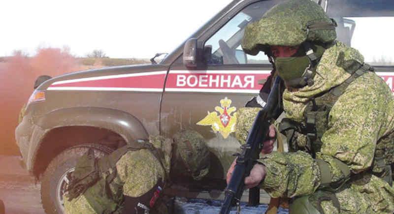 Кремль готовит «карательные отряды» к войне
