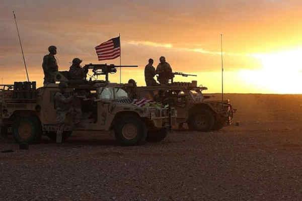 Військовий конвой США увійшов у Сирію