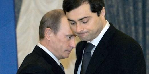 «Сурковские страдания» в Минске