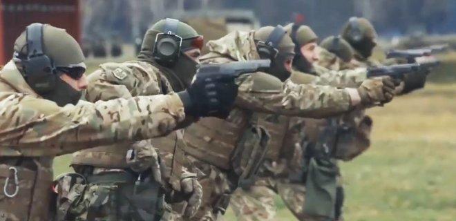 З зони ООС виведуть частину підрозділів Нацгвардії