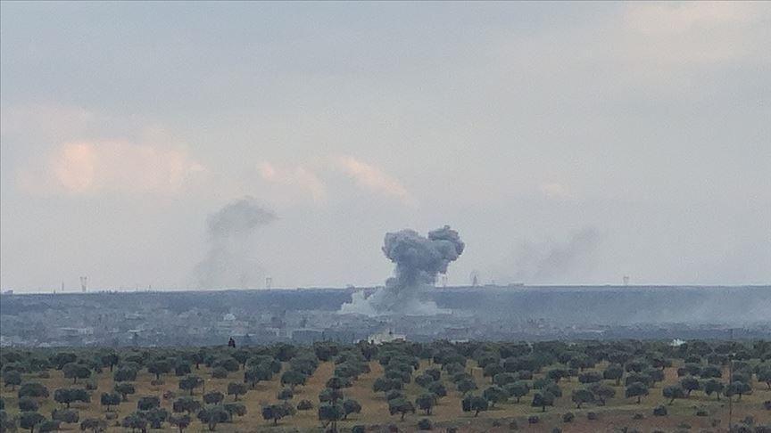 Турецька армія зруйнувала військовий аеродром в Алеппо