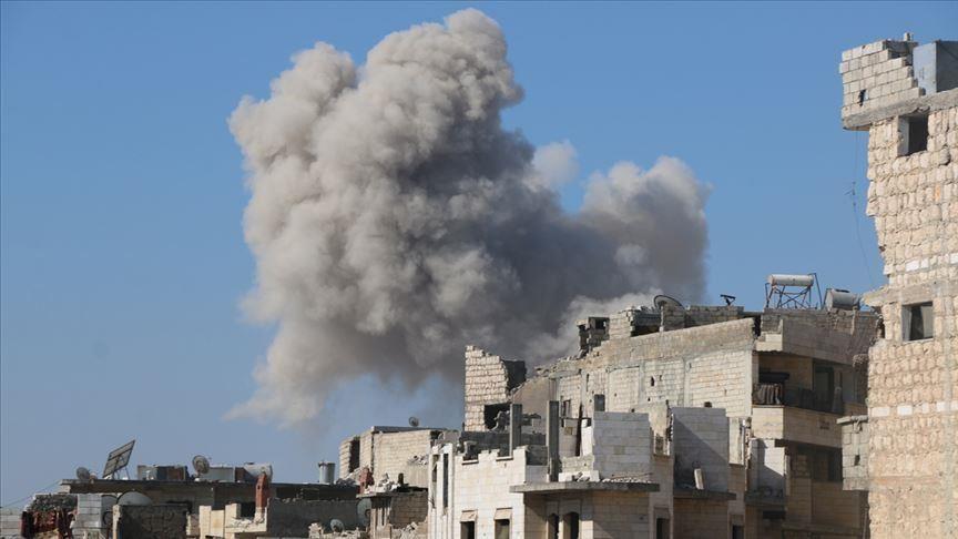 ВПС Ізраїлю завдали удару по провінції Алеппо