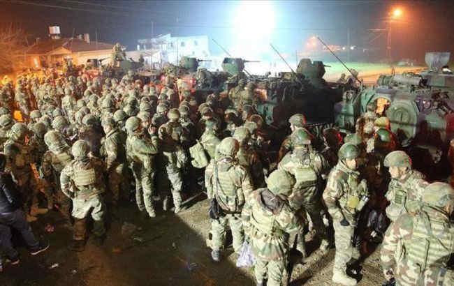 Туреччина перекидає спецназ в Ідліб