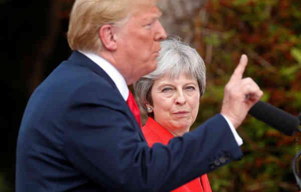 Трамп оскаржував висновки щодо отруєння Скрипаля, - The Washington Post