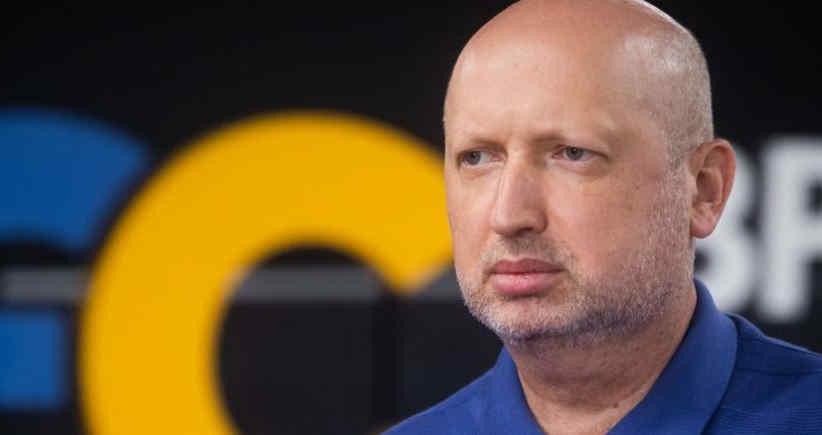 Турчинов: Амністія для терористів і вбивць українських громадян – неприпустима