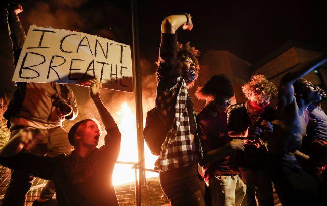 Протести в США: генпрокурор назвав докази стороннього втручання