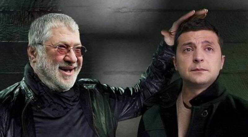Боротьба з олігархами по-зеленські: Коломойський мав закриту зустріч з міністром Зеленського.